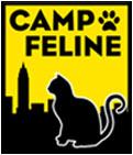 Camp Feline Logo